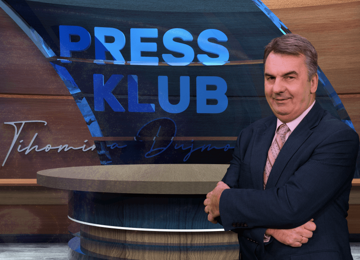 Press klub Tihomira Dujmovića